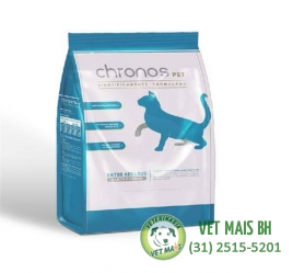 CHRONOS PET GATOS ADULTOS FRANGO 500 G