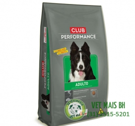 RAÇÃO ROYAL CANIN CLUB PERFORMANCE ADULTO - 15 KG
