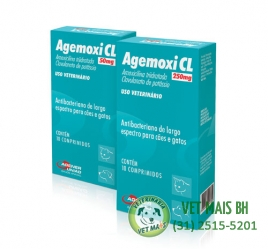 AGEMOXI CL 250mg