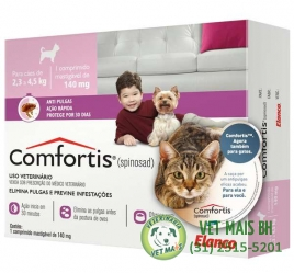 COMFORTIS (SPINOSAD) 140mg