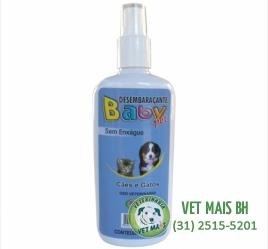 DESEMBARAÇANTE BABY PET 240ml