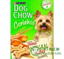 DOG CHOW CARINHOS INTEGRAL MINI 500g