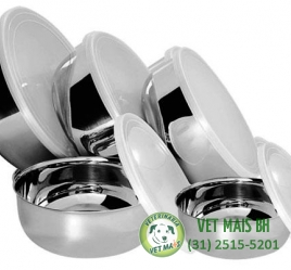 BOWL DE INOX MINI