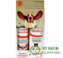 KIT OTODEM - OTODEM AURICLEAN 100ml + OTODEM PLUS 20ml