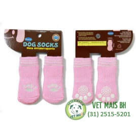 MEIAS DOG SOCKS - P/M
