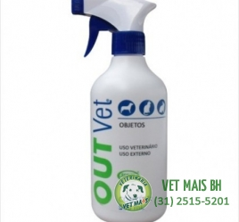 OUT VET OBJETOS 500ml