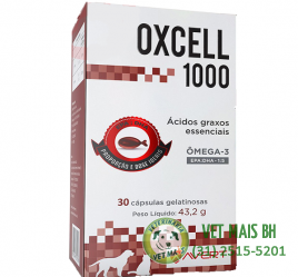 OXCELL 1000 30 CAPSULAS