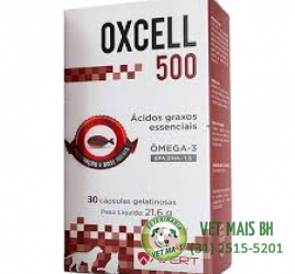 OXCELL 500 30 CAPSULAS