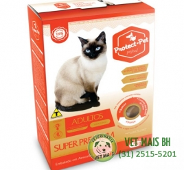 PROTECT PET GATOS ADULTOS CASTRADOS FRANGO 1,5KG