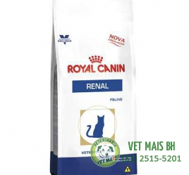 RAÇÃO ROYAL CANIN VETERINARY DIET RENAL FELINA 1,5Kg