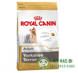 RAÇÃO ROYAL CANIN YORKSHIRE TERRIER ADULTO 7,5 Kg