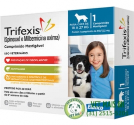 TRIFEXIS CÃES 18 a 27kg