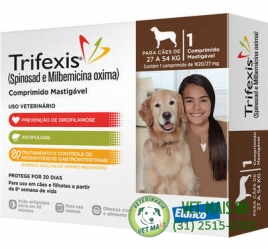 TRIFEXIS CÃES 27 A 54kg